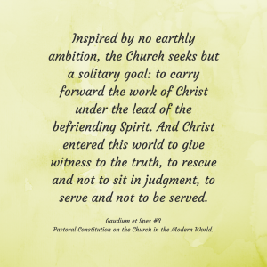 Goal of the Church