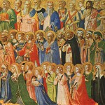 All-Saints - Fra Angelico - 15th Century - Public Domain