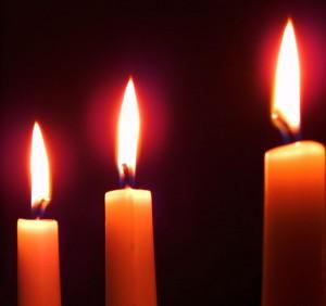 Three-Candles