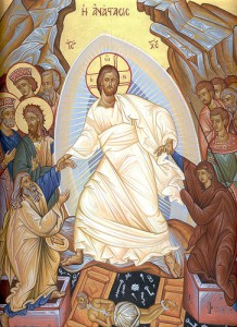 Icon of the Resurrection