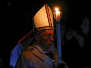Pope Francis - Easter Vigil 2015