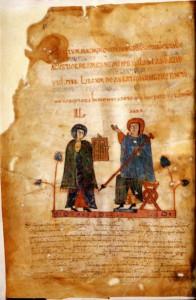 AntifonarioDeLeón - Mozarabic - public domain