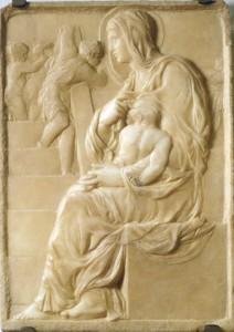 Madonna della Scala - Michelangelo