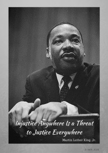 MLK - Injustice Anywhere