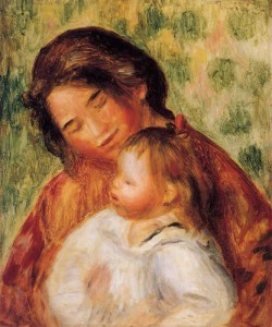 woman-and-child-Renoir