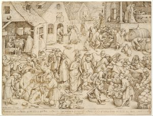 Pieter Bruegel The Elder - Caritas (Charity) - google_art_project                  ct